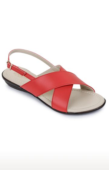 Liberty | Senorita by Liberty Red Sandals