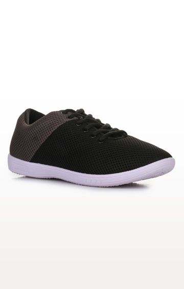 Liberty | Gliders by Liberty Black Sports Shoes