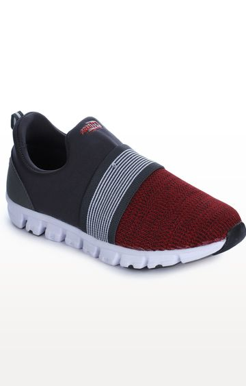 Liberty | Force 10 by Liberty Red Sports Shoes