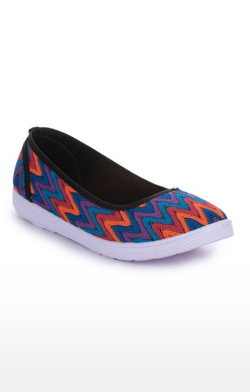 Liberty | Multicoloured Ballerinas
