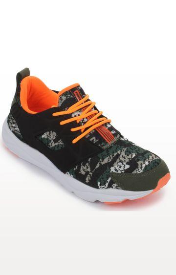 Liberty | Orange Sports Shoes