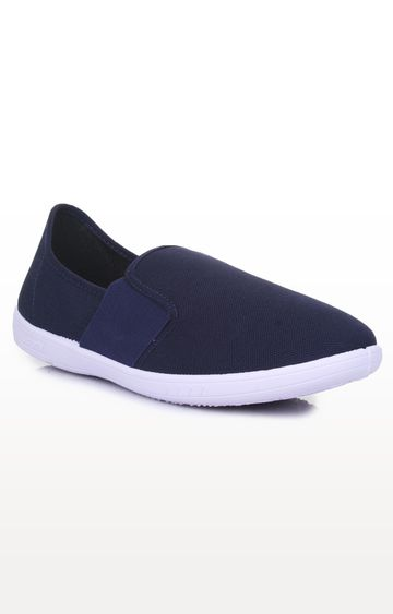 Liberty   Gliders by Liberty Blue Casual Slip-ons