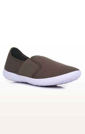 Liberty | Gliders by Liberty Olive Casual Slip-ons