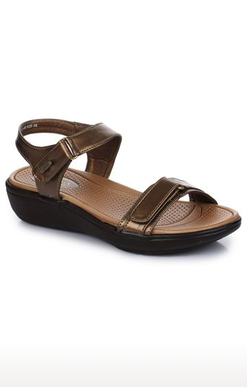 Liberty | Senorita by Liberty Golden Sandals