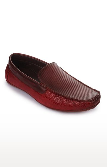 Liberty | Red Loafers