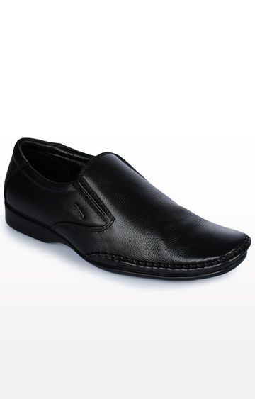 Liberty   Fortune by Liberty Black Formal Slip-ons