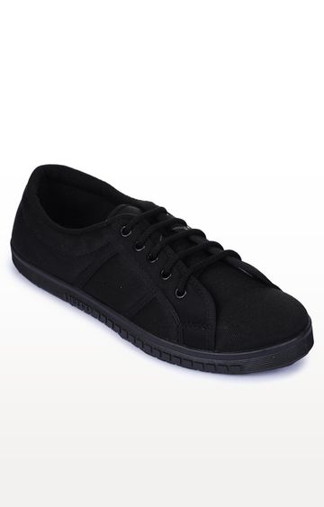 Liberty | Gliders by Liberty Black Sneakers