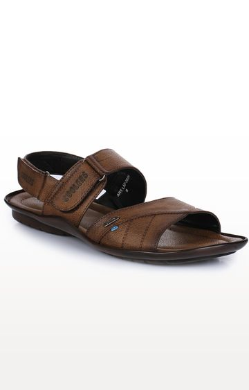 Liberty   Coolers by Liberty Brown Sandals