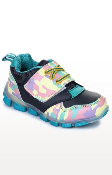 Liberty | Lucy & Luke by Liberty Sea Green Outdoor Sports Shoes