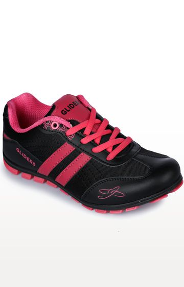 Liberty | Gliders by Liberty Pink Sports Shoes