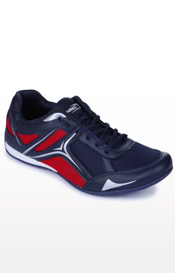 Liberty | Force 10 by Liberty Navy Sports Shoes