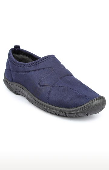 Liberty | Gliders by Liberty Blue Casual Slip-ons