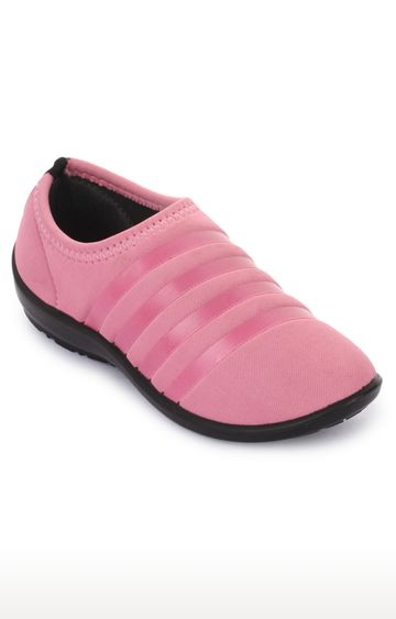 Liberty | Gliders by Liberty Pink Casual Slip-ons