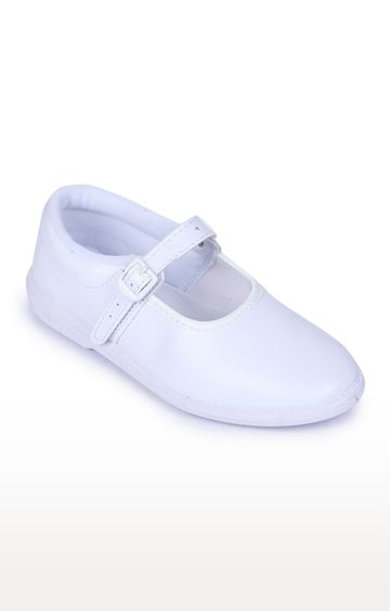 Liberty | Prefect by Liberty White School Shoes