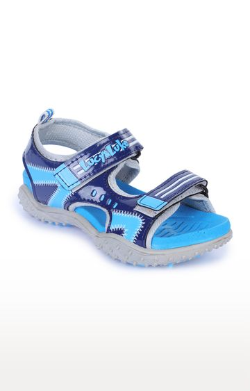 Liberty | Lucy & Luke by Liberty Unisex Blue Floaters