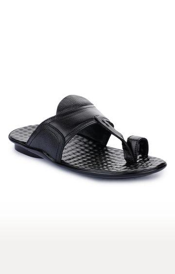 Liberty | Black Sandals
