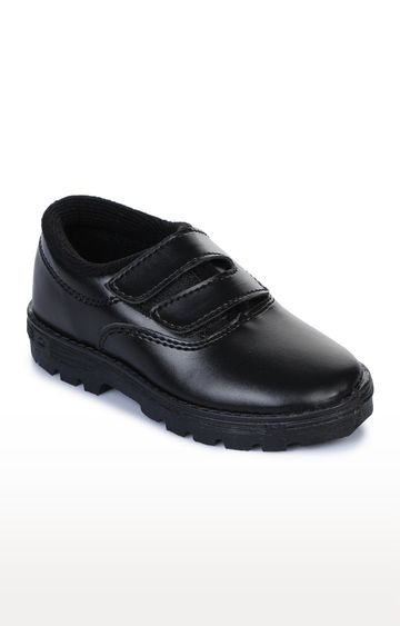 Liberty | Prefect by Liberty Unisex Black School Shoes
