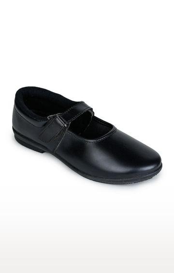 Liberty | Black School Shoes