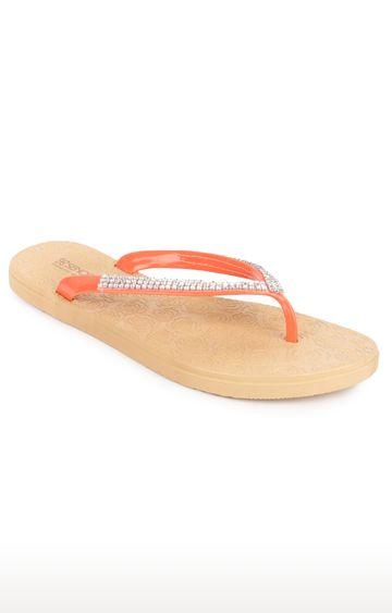 Liberty | Senorita by Liberty Orange Thong Sandals