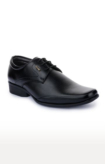 Liberty   Fortune by Liberty Black Derby Shoes