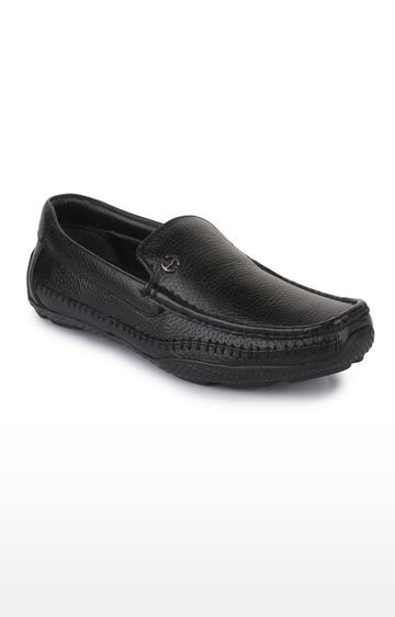 Liberty   Black Loafers