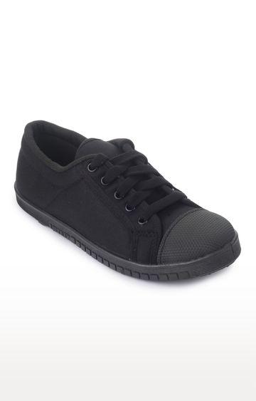 Liberty | Prefect by Liberty Unisex Black Sneakers