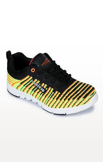Liberty | Yellow Sports Shoes