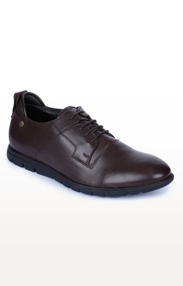 Liberty | Brown Derby Shoes
