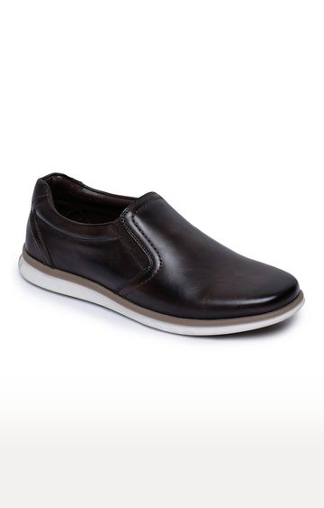 Liberty | Gliders  by Liberty Brown Formal Slip-ons