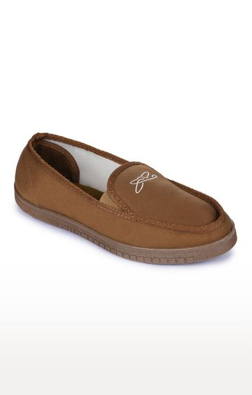 Liberty | Gliders by Liberty Beige Casual Slip-ons