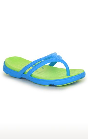 Liberty | Gliders by Liberty Blue Flip Flops