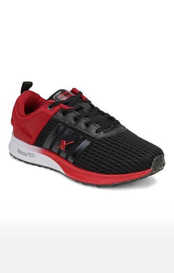 Sparx | Black Indoor Sports Shoes