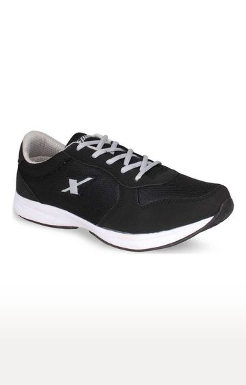 Sparx | Black Running Shoes