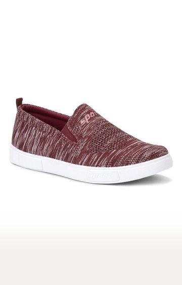 Sparx | Maroon Sneakers