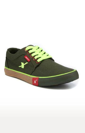 Sparx   Green Sneakers