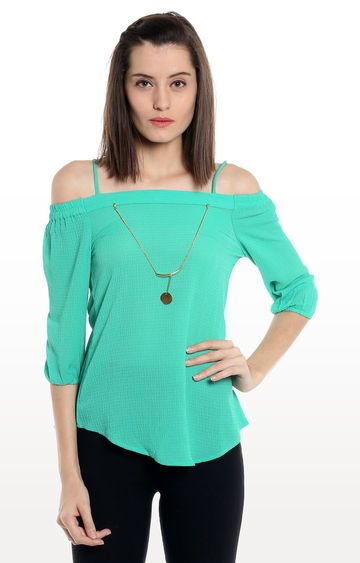 109F | Green Solid Top