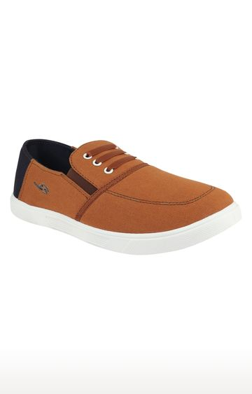 Rex | Tan Sneakers