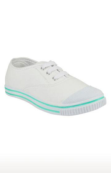 Rex   White Sneakers