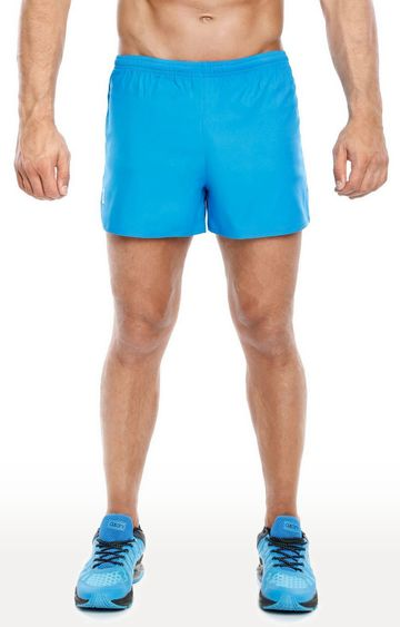 Azani | Blue Solid Shorts