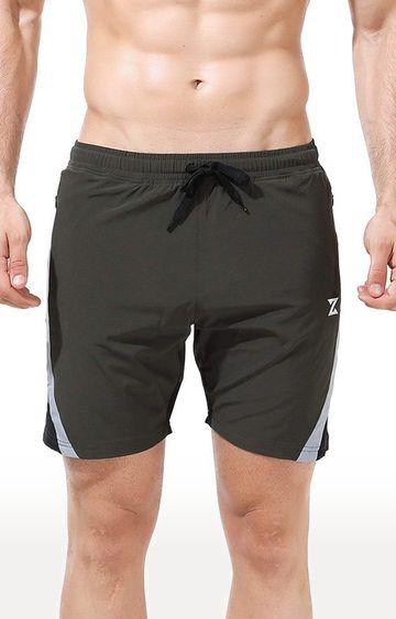 Azani | Olive Solid Shorts