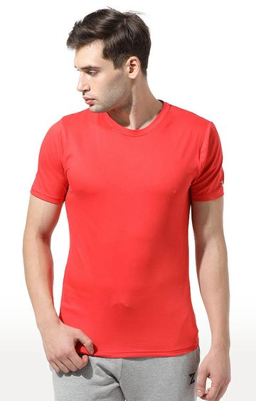 Azani | Imperial Red Solid T-Shirt