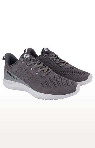 ATHLEO by Action | Dark Grey Running Shoes