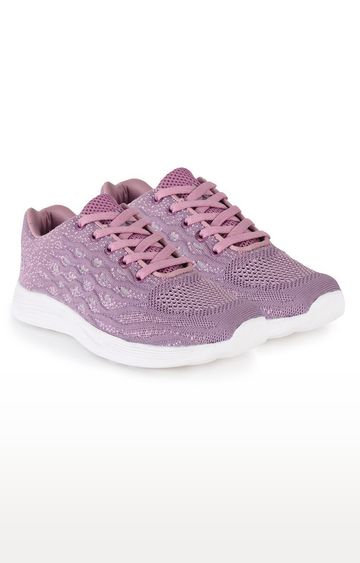 ATHLEO by Action | Purple Sports Shoes