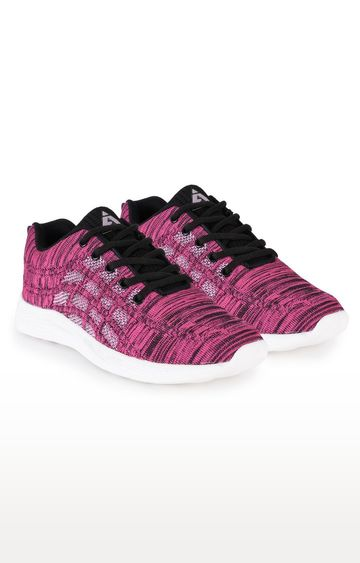 ATHLEO by Action | Pink Sports Shoes