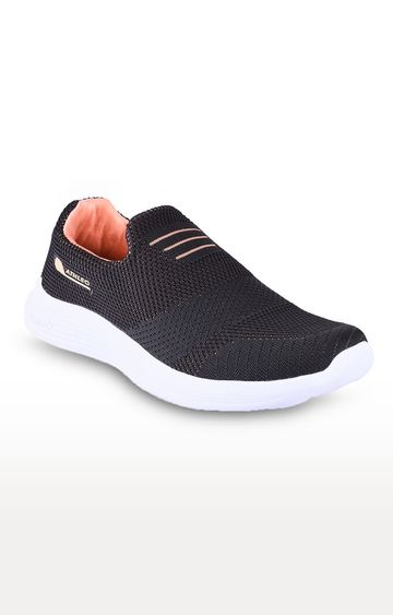 ATHLEO by Action | Grey and Coral Running Shoes
