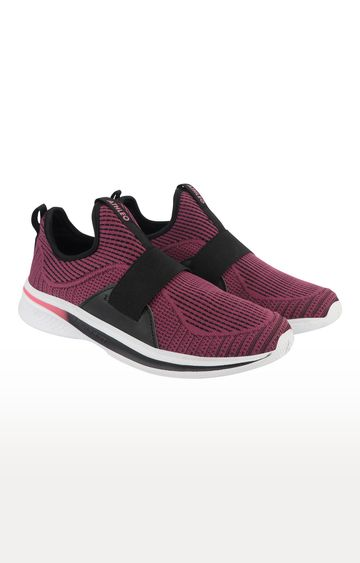 ATHLEO by Action | Wine Sports Shoes