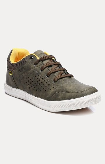 ATHLEO by Action | Olive Sneakers