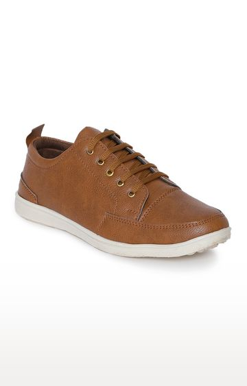 Climbr | Brown Casual Lace-ups