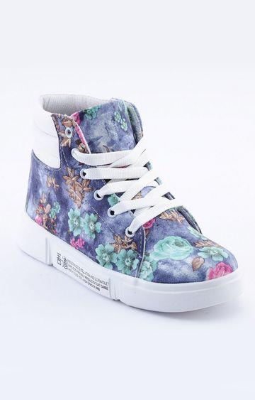Climbr | Blue Boots