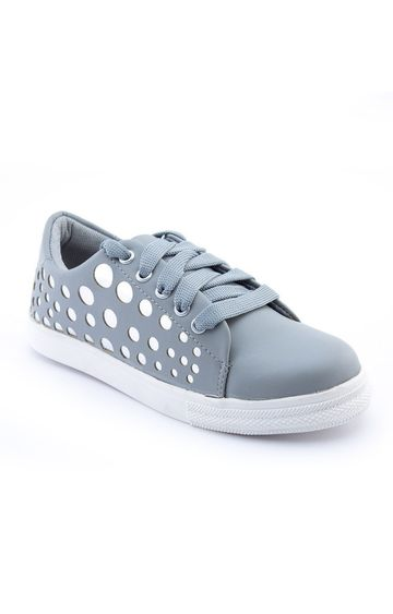 Climbr | Grey Sneakers